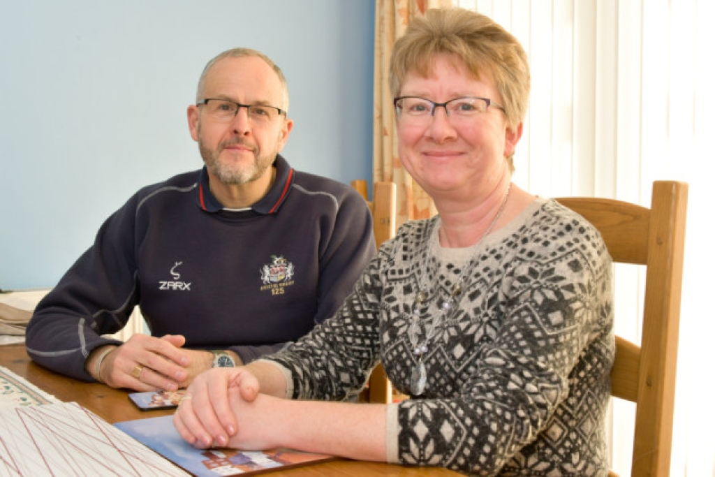 Lynn and John – respite and short-term carers