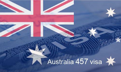 How to get a 457 Visa Australia