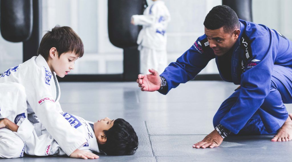 What are Kids Self Defence Classes